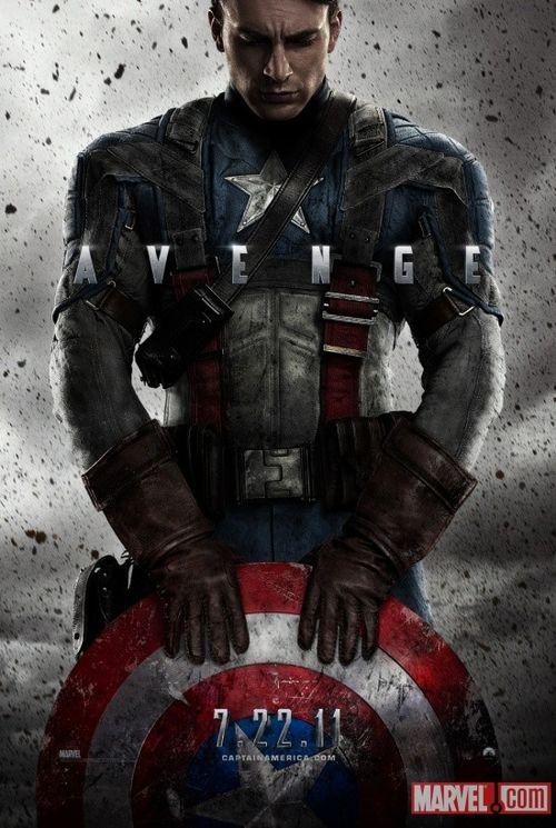 Cap poster