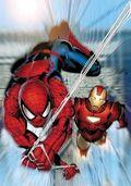 Iron man-spidey