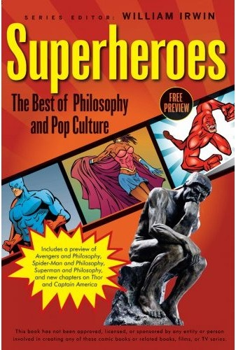Superheroes ebook