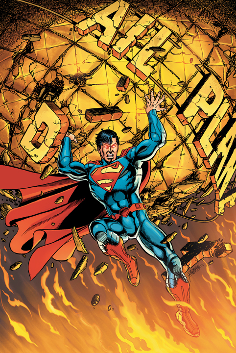 Supes new 52