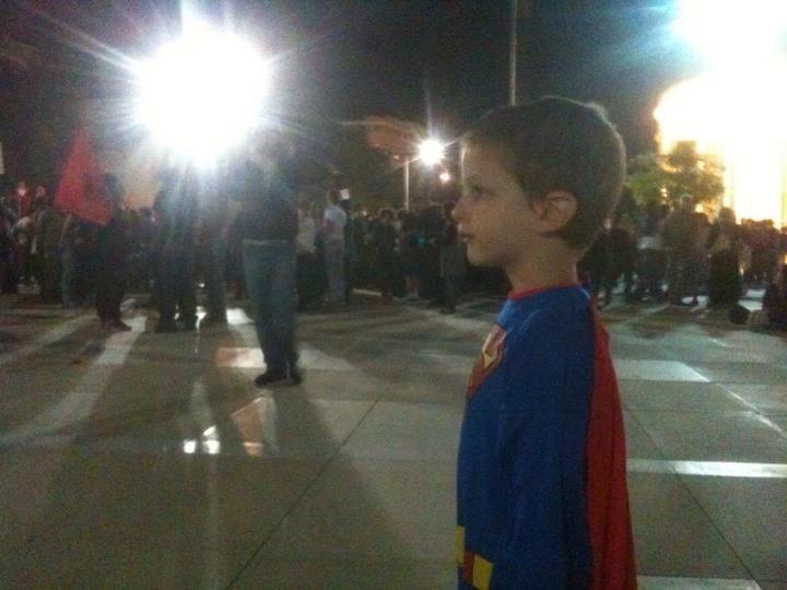 Superman antiwar