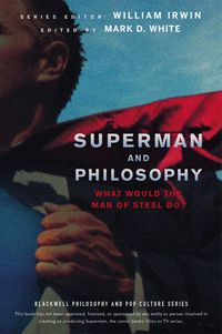 Superman and philosophy cover