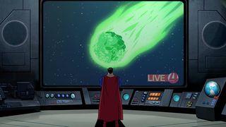 Superman asteroid