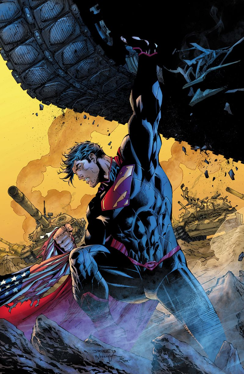 Superman unchained 2