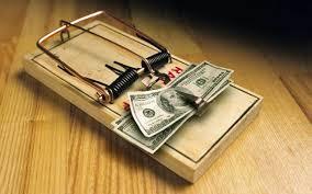 Money corruption