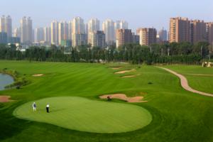 Golf china
