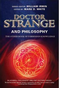 Dr Strange cover