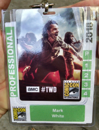 SDCC badge 2018