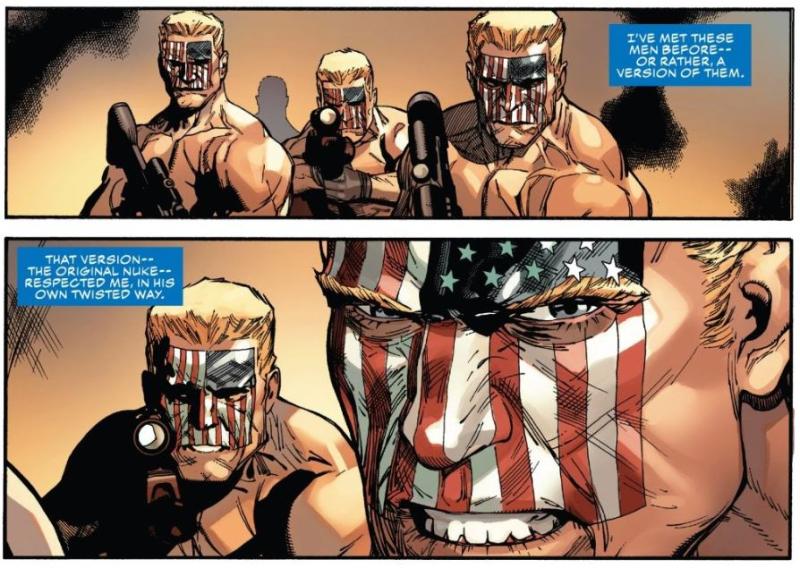 Ta-Nehisi Coates and Leinil Francis Yu's Captain America #1