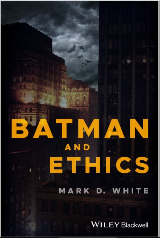 Batman and Ethics cover