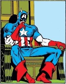 Cap thinking alone