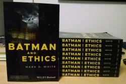 Batman books
