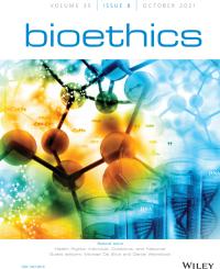Bioethics 35-8